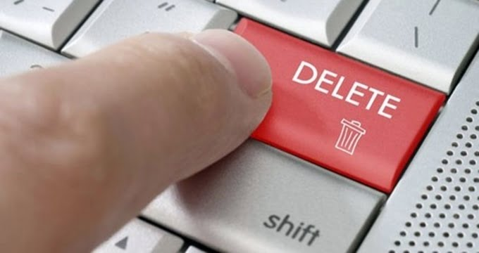 delete - İnternetten Yorum Silme
